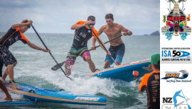 New Zealand Stand Up Paddle (SUP) Team 2015
